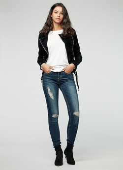 58a9611f91a High Rise   Skinny   Jeans  110.00